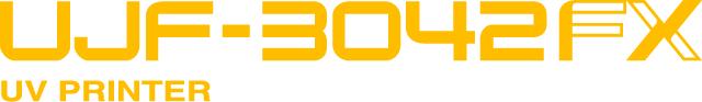 UJF-3042FX Logo
