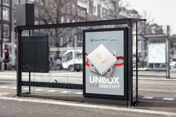 Διαφημιστικές κατασκευές
